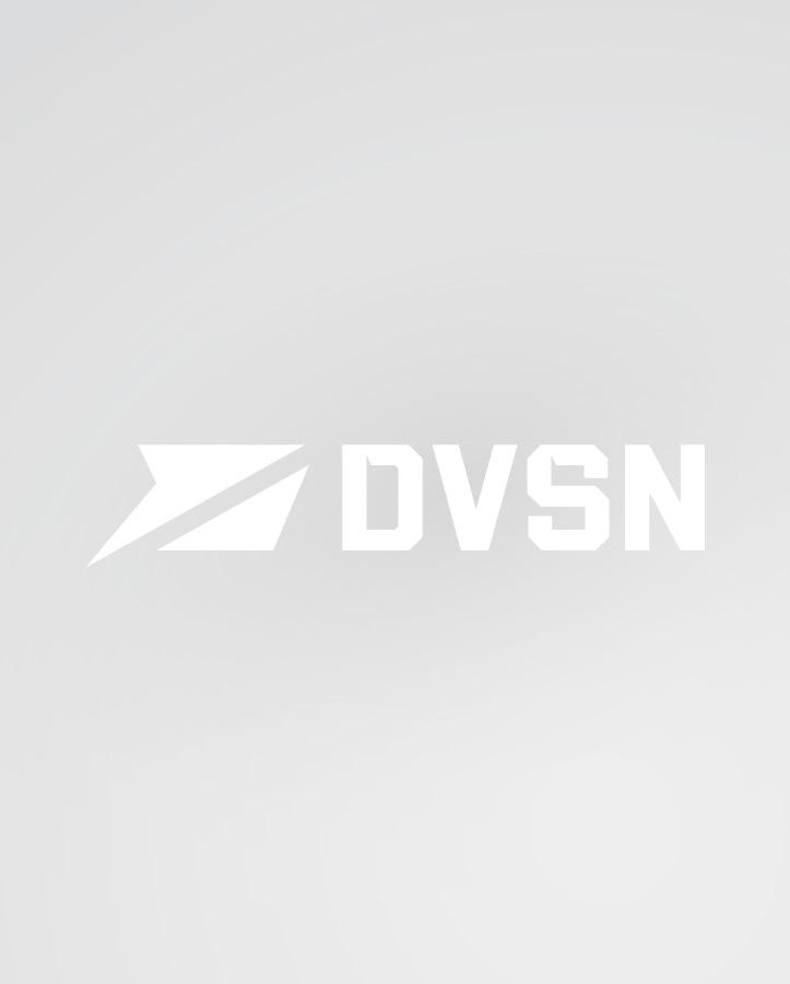 DVSN - White Sticker Logo