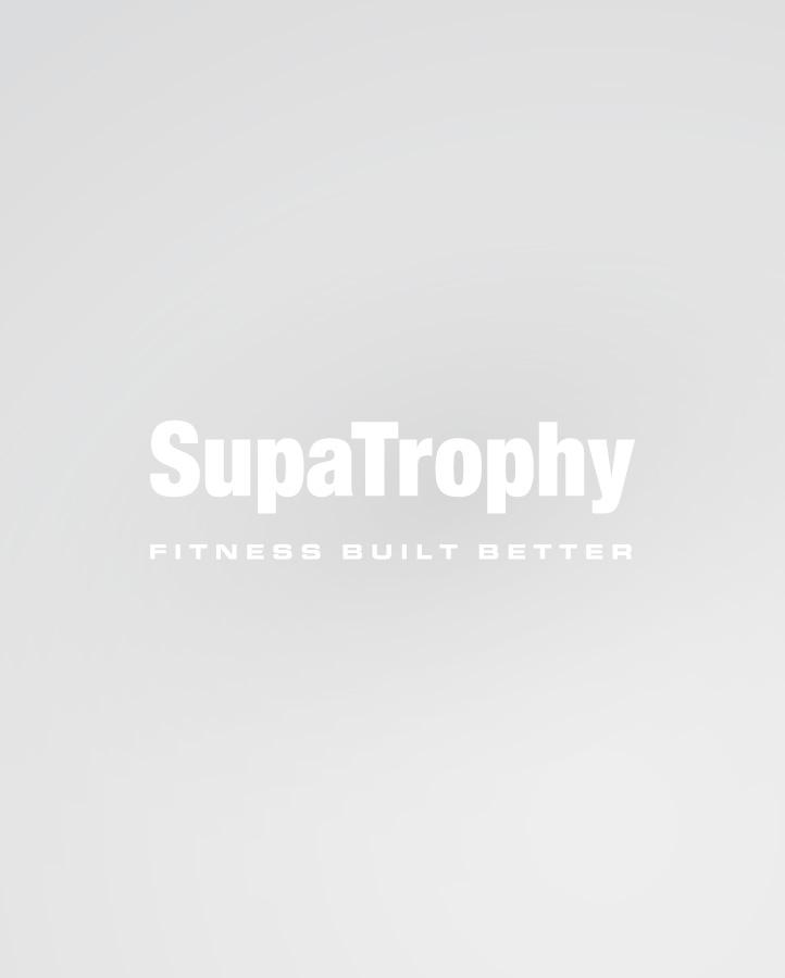 SupaTrophy - White Sticker Logo